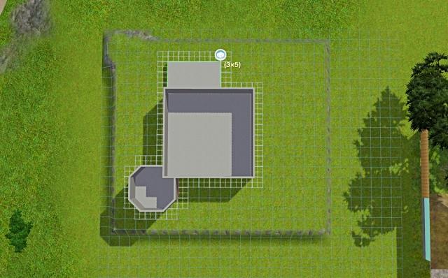 [Débutant] - Du carré à la maison victorienne - La maison sur la colline Victor21