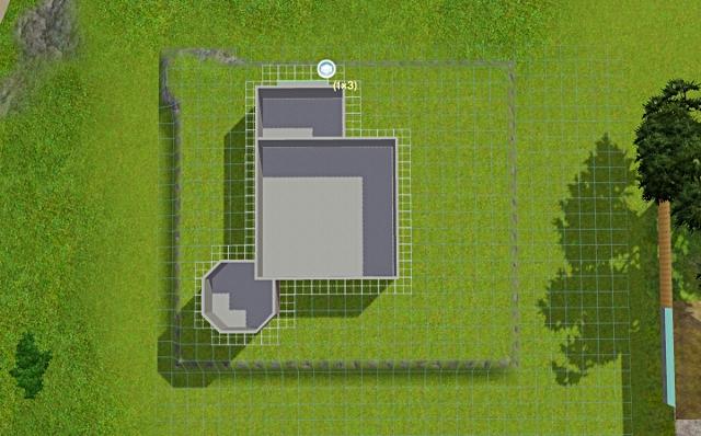 [Débutant] - Du carré à la maison victorienne - La maison sur la colline Victor23