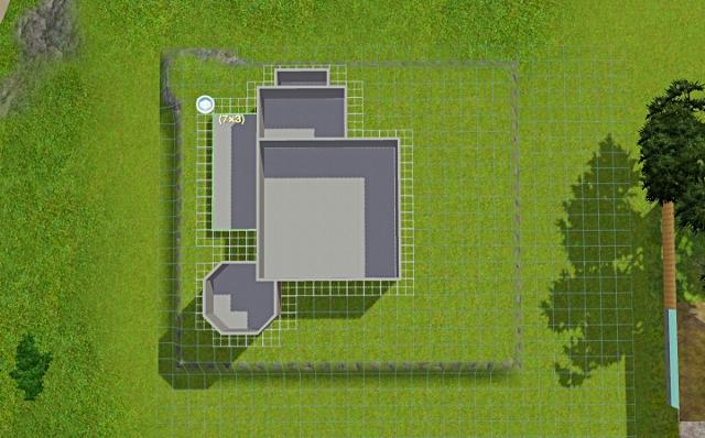 [Débutant] - Du carré à la maison victorienne - La maison sur la colline Victor25