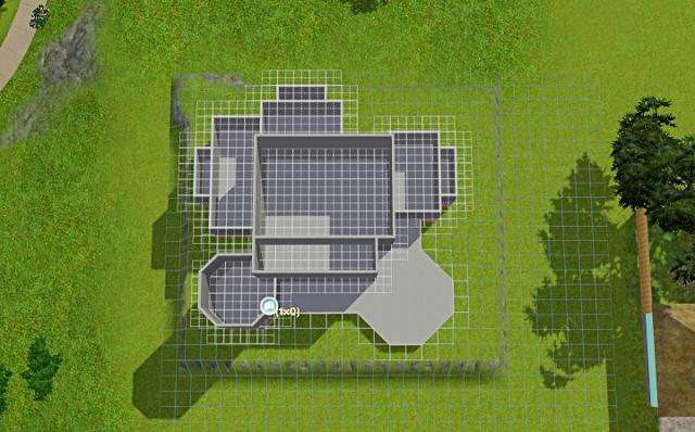 [Débutant] - Du carré à la maison victorienne - La maison sur la colline Victor48