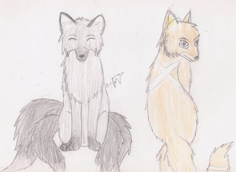 Kitsune, Huli Jing and Kumiho Info+Discussion thread - Page 3 Kitsun11