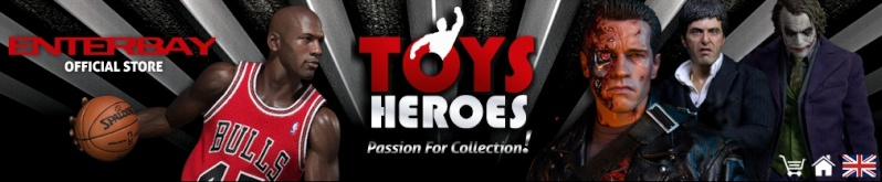 NEGOZI ON LINE: TOY HEROES Toyher10