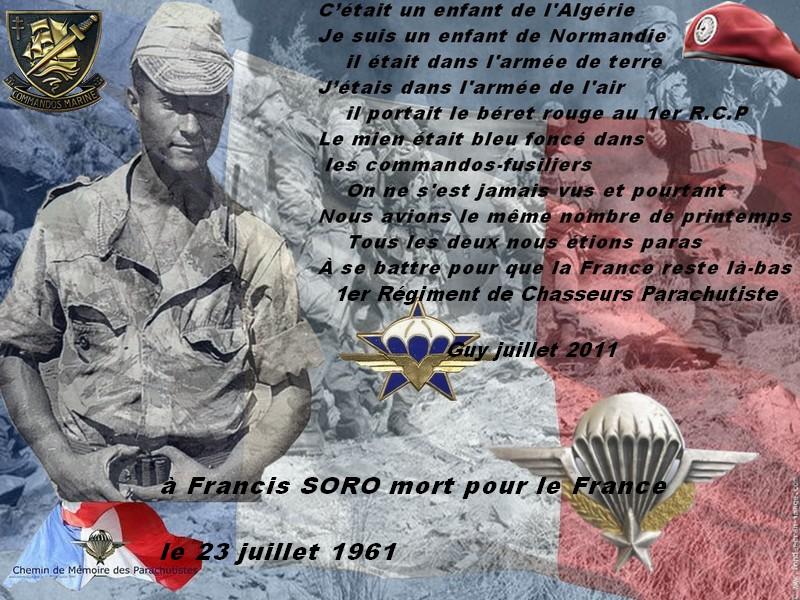 ELOGE souvenir de Guy61 pour Francis SORO Soro_f10