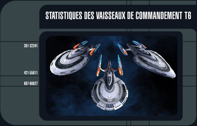 Command Battlecruiser - Spécifications Captur42