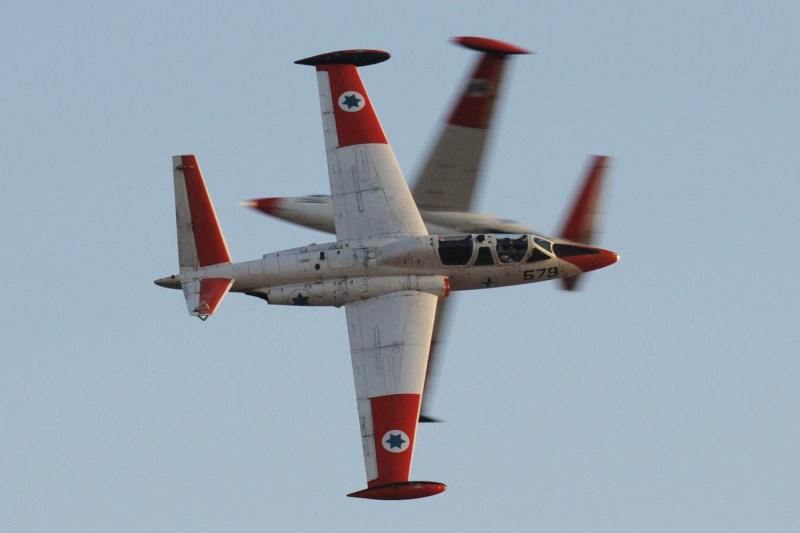 Fouga Magister CM170 Patrouille de France 1965 01110