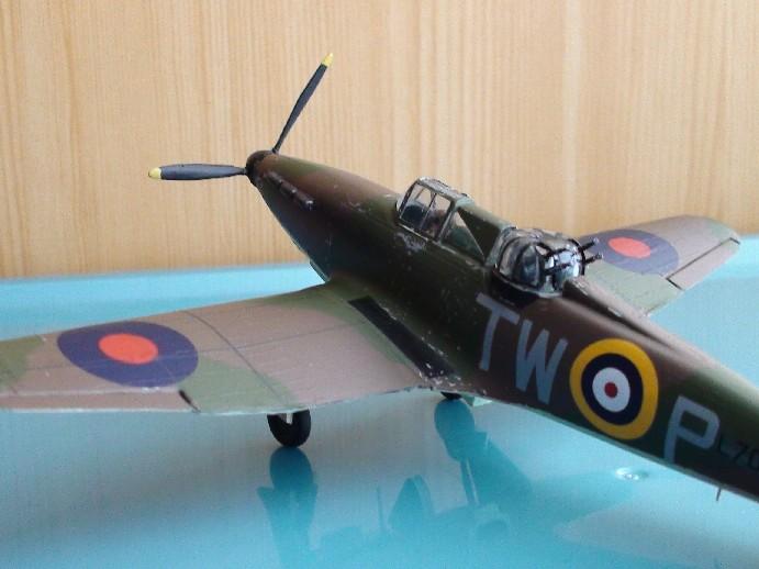 boulton defiant (airfix) Dsc01038