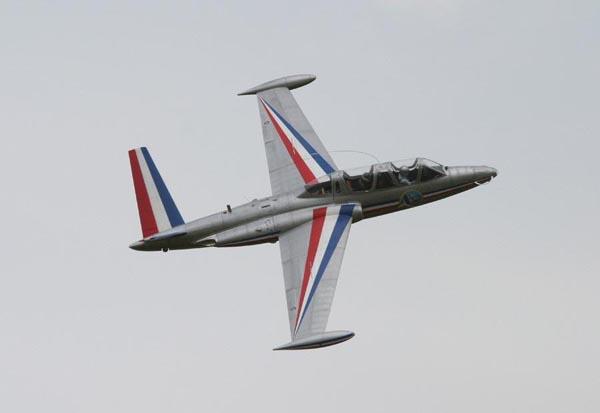 Fouga Magister CM170 Patrouille de France 1965 Flight10