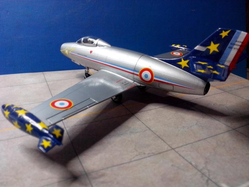 MD 450 OURAGAN de la PAF 1956 (heller) - Page 3 Img_2022
