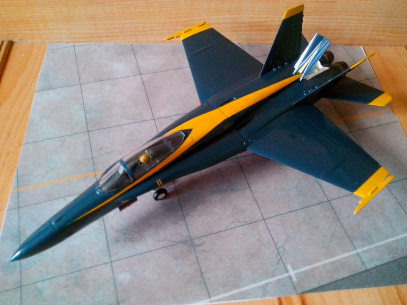 F 18 Blue Angels (hobby boss) - Page 2 Img_2086