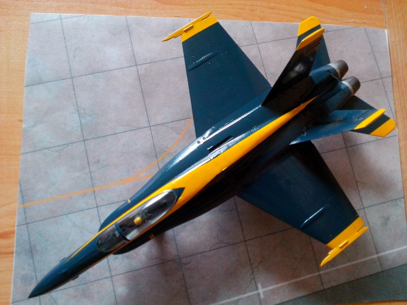 F 18 Blue Angels (hobby boss) - Page 2 Img_2090