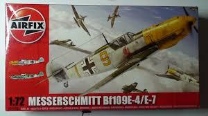 BF 109 E4 E7 (airfix) Talach10