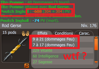 Les incohérences de Dofus Dfg10