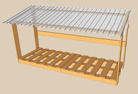 Construction d'un abris pour chiens - Page 2 Abris_10
