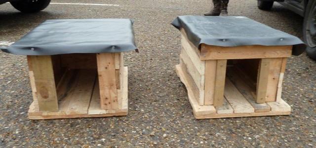 Construction d'un abris pour chiens - Page 2 P1050710