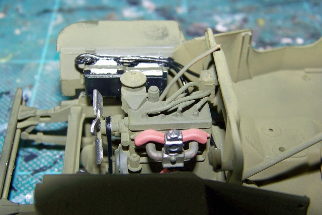 "Jeep 1/24 Italeri  ""Wendy"" my little witch 100_8911"