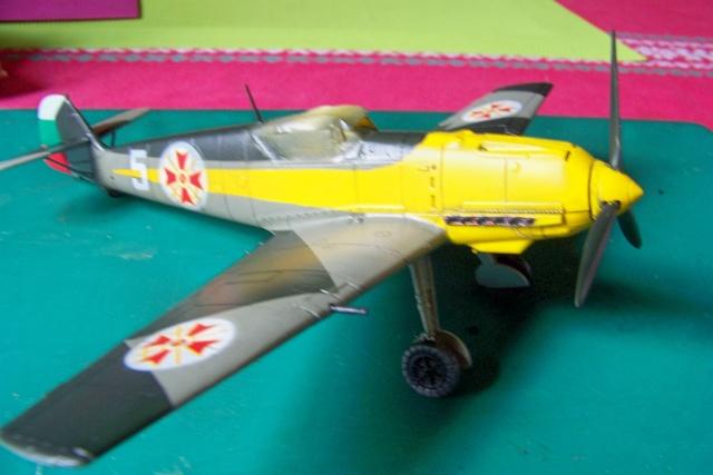 Me 109 E4 (Airfix 1/48) 1939 (Fini) - Page 2 100_8914