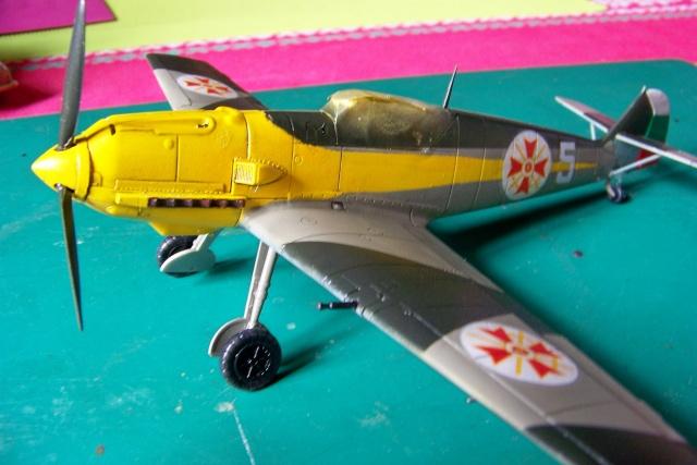 Me 109 E4 (Airfix 1/48) 1939 (Fini) - Page 2 100_8915