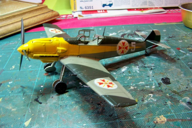 Me 109 E4 (Airfix 1/48) 1939 (Fini) - Page 2 100_8922