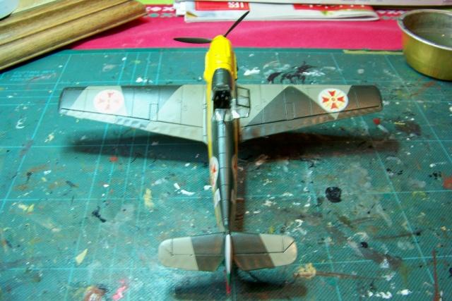 Me 109 E4 (Airfix 1/48) 1939 (Fini) - Page 2 100_8923