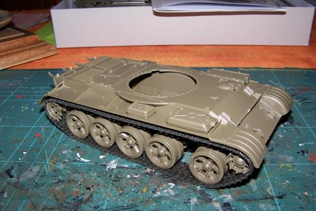 T-55A 1/35 Tamiya fini 100_9020
