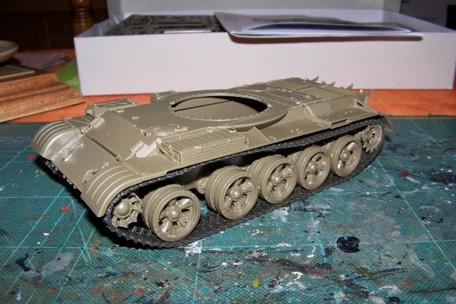 T-55A 1/35 Tamiya fini 100_9022
