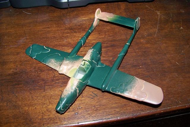 Fokker D XXIII 1/48 Fini 100_9023