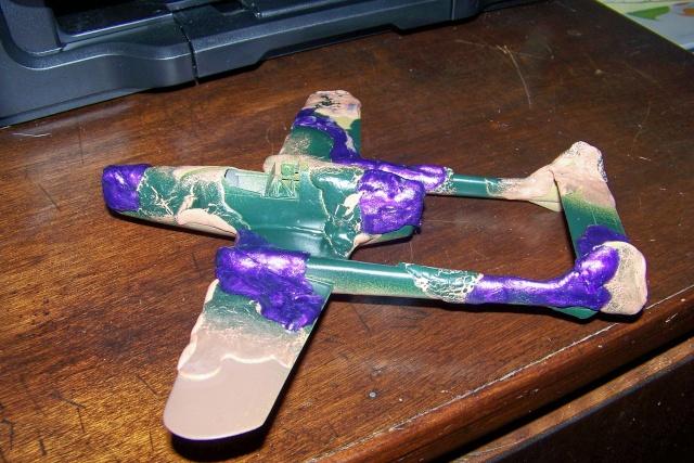 Fokker D XXIII 1/48 Fini 100_9026