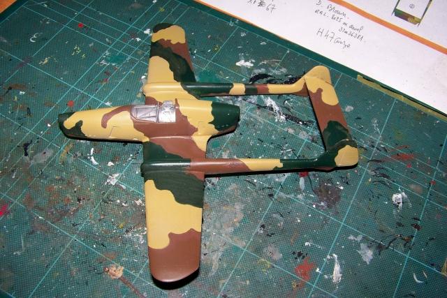 Fokker D XXIII 1/48 Fini 100_9029
