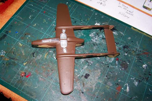 Fokker D XXIII 1/48 Fini 100_9030