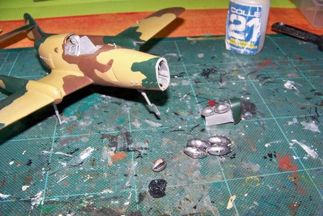 Fokker D XXIII 1/48 Fini - Page 2 100_9035