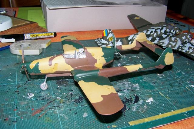 Fokker D XXIII 1/48 Fini - Page 2 100_9050