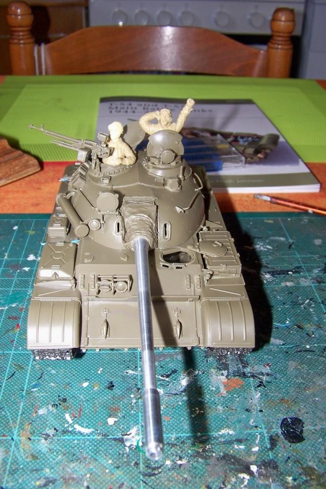 T-55A 1/35 Tamiya fini 100_9061
