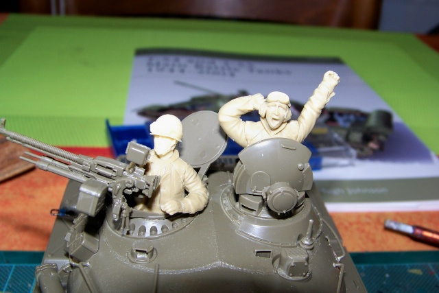 T-55A 1/35 Tamiya fini 100_9062