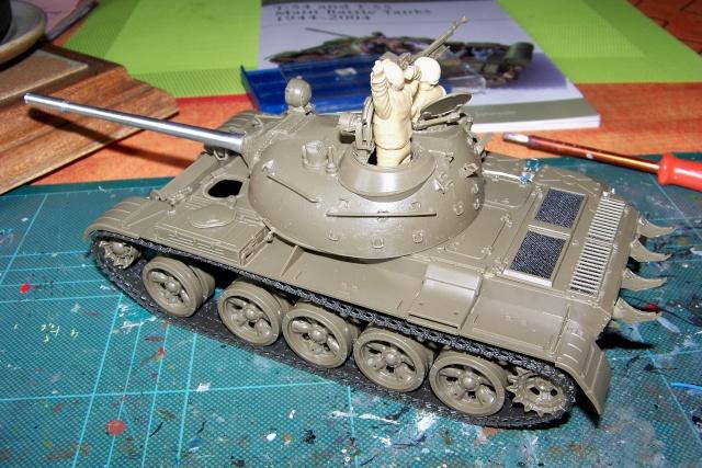 T-55A 1/35 Tamiya fini 100_9063