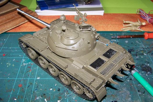 T-55A 1/35 Tamiya fini 100_9064