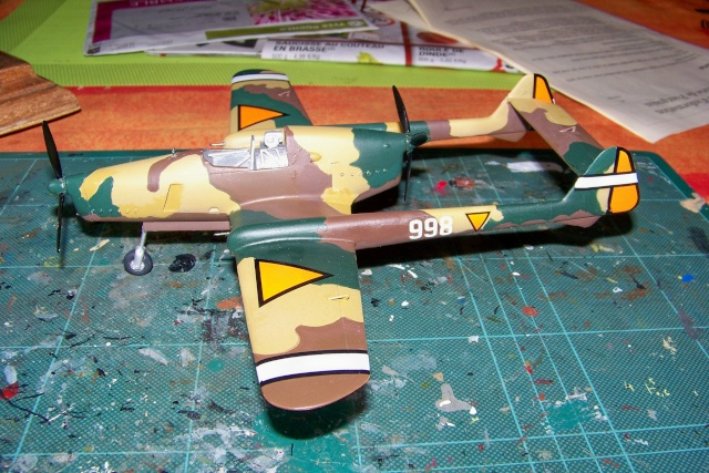Fokker D XXIII 1/48 Fini - Page 2 100_9066