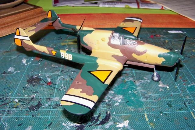 Fokker D XXIII 1/48 Fini - Page 2 100_9067