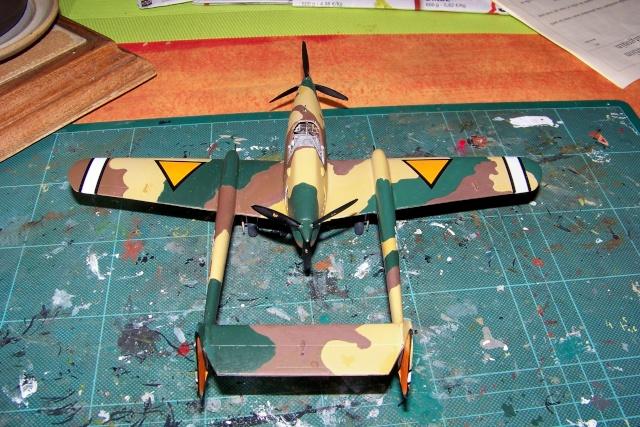 Fokker D XXIII 1/48 Fini - Page 2 100_9068