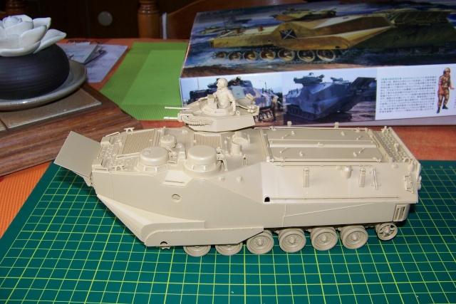 "AAVP7A1 Tamiya 1/35 ( operation "" Urgent Fury "" 25/10/83) 100_9216"