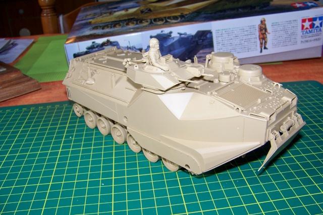 "AAVP7A1 Tamiya 1/35 ( operation "" Urgent Fury "" 25/10/83) 100_9217"