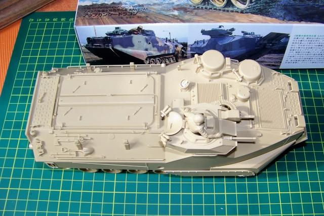 "AAVP7A1 Tamiya 1/35 ( operation "" Urgent Fury "" 25/10/83) 100_9220"