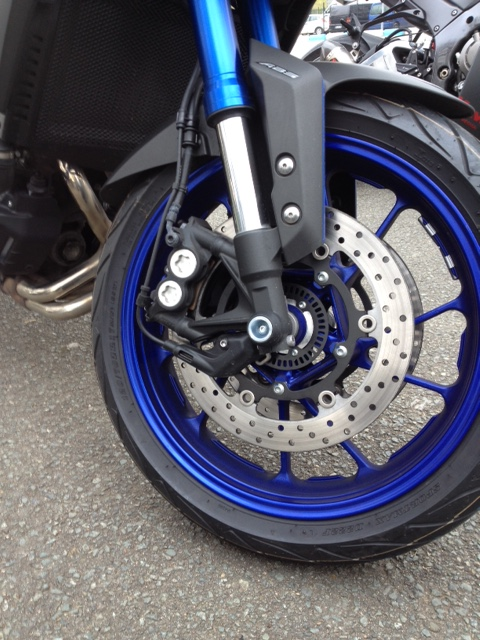 Maxya: Ma belle tracer race blu Roulet11