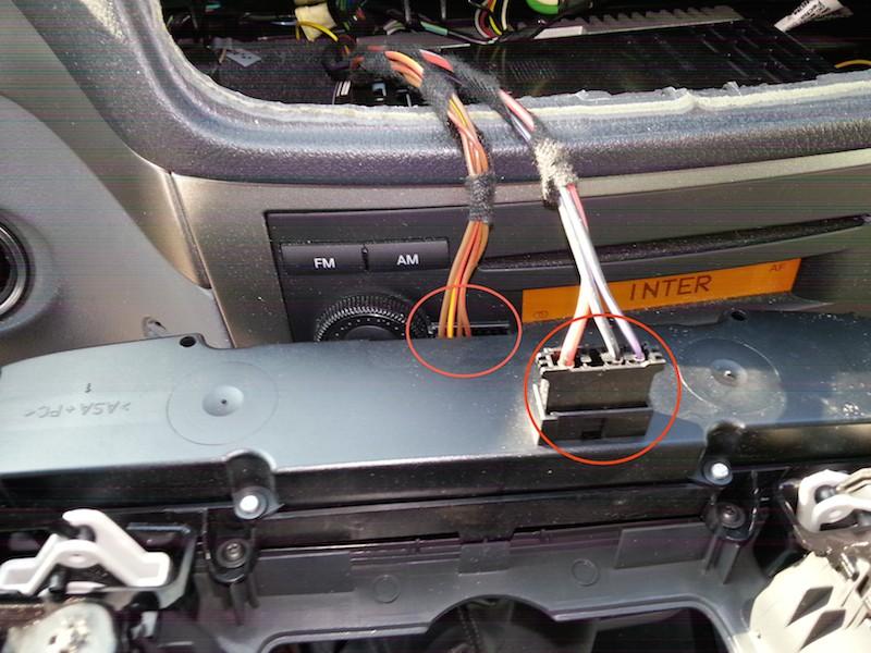 Eclairage de la planche de bord & Système de Ventilation    * RÉSOLU * 2015-016