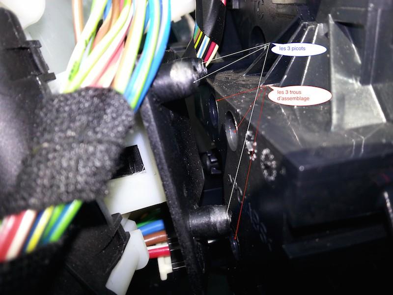 Eclairage de la planche de bord & Système de Ventilation    * RÉSOLU * 2015-019