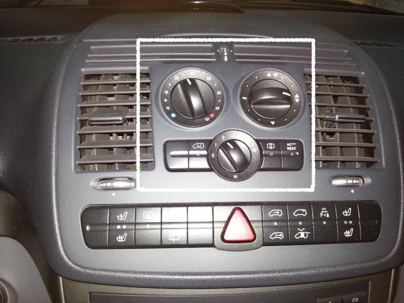 Eclairage de la planche de bord & Système de Ventilation    * RÉSOLU * Vmp10