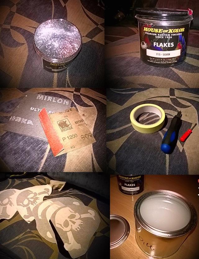 """[PROJECT] Fender Telecaster Blacktop HH """"Haruna Model""""  Mix10"""
