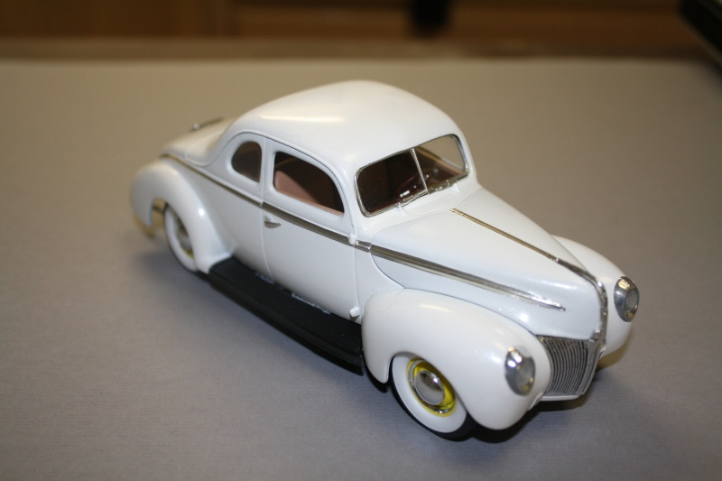Community Build #6 75th Anniversary of the 1940 Ford 00118