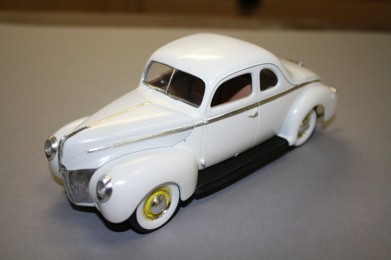 Community Build #6 75th Anniversary of the 1940 Ford 00313