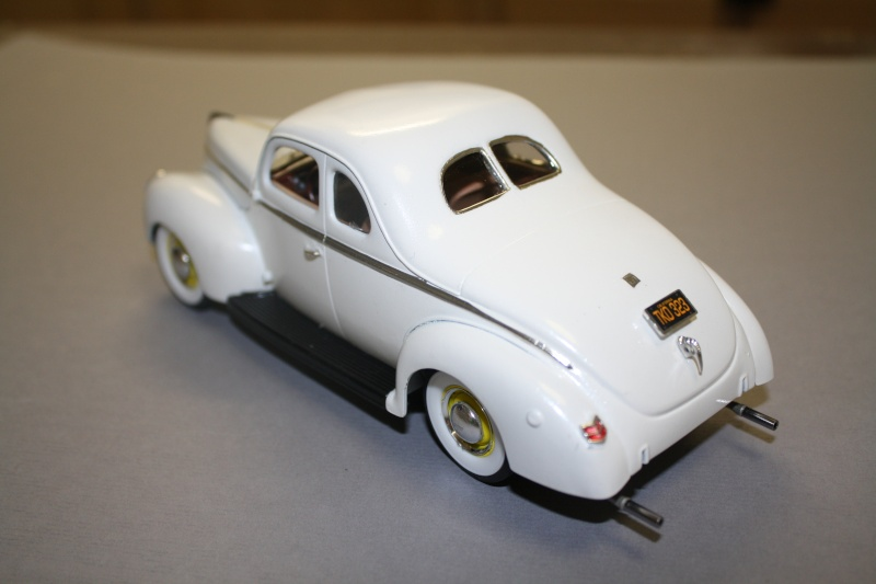Community Build #6 75th Anniversary of the 1940 Ford 00411