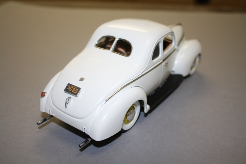 Community Build #6 75th Anniversary of the 1940 Ford 00510